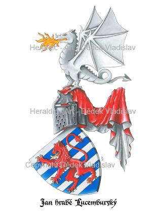 Jan hrabě Lucemburský