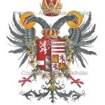 Rudolf II. Habsburský císař římský, král český,uherský a chorvatský