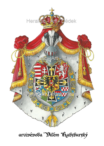arcivévoda Vilém Habsburský