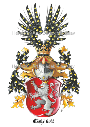 Český král