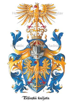 Těšínská knížata