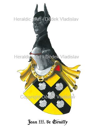 Jean III. de Grailly